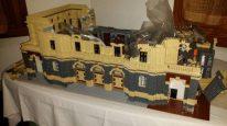 Costruzione del Teatro Donizetti coi Lego