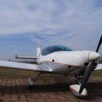 Ultraleggero della scuola di volo SportAction