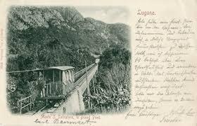 Funicolare Lugano storica