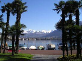 Paradiso Lugano dal lungo lago