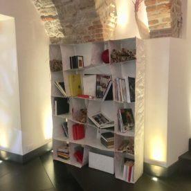 Libreria di Steven Cavagna