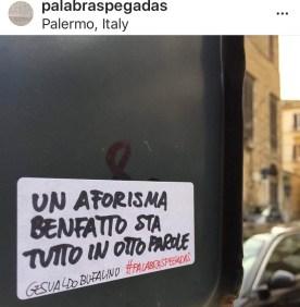 Palabras Pegadas a Palermo