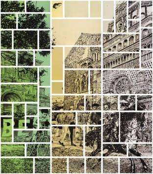 Andrea Mastrovito mosaico
