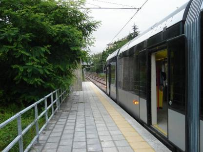 Tram Laterale