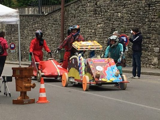 Soap Box Rally di a Bergamo