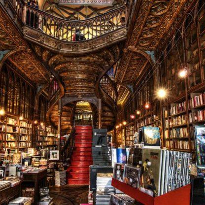 Libreria Harry Potter di Porto