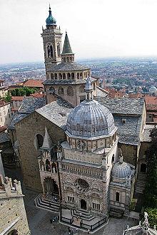 Cappella-Colleoni-Bergamo