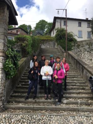 Visita Guidata con Nordic Walking