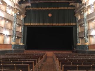 Teatro Sociale visione d'insieme