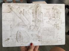 Leonardo da Vinci e il sistema di pozzi