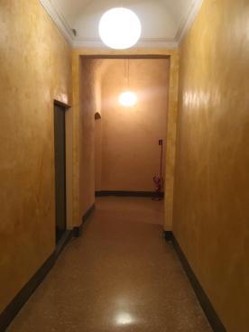 Teatro Sociale nuovo foyer