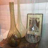 Egodì vasi in vetro