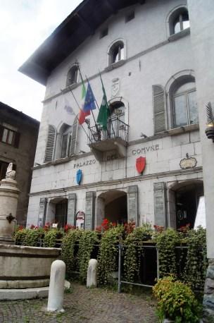 Palazzo del Comune di Gromo