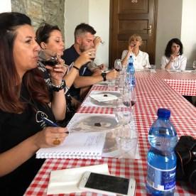 Degustazione Raffi Garofalo al workshop