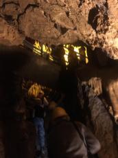 visita all'interno delle Grotte del Sogno