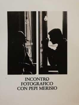 Incontro fotografico tra Sandro Angelini e Bepi Merisio