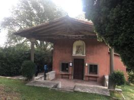La chiesetta di San Cristoforo