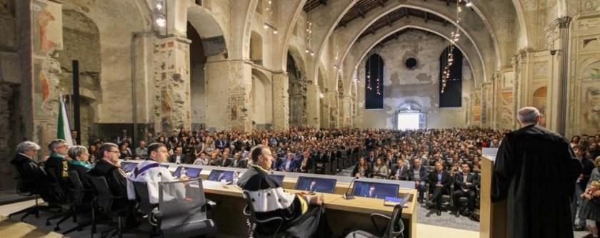 università di Bergamo aula magna