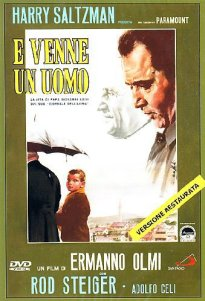 Locandina film Ermanno Olmi