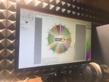il clock della trasmissione Bergamotto