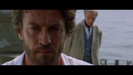 Alessio Boni in una scena del film Respiri