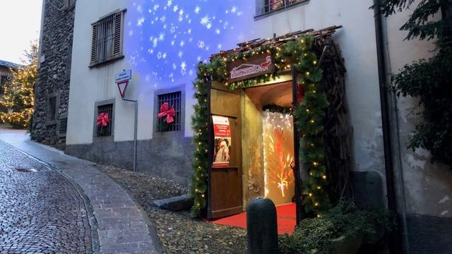 La Casa Bergamasca Di Babbo Natale.Gromo Casa Bergamasca Di Babbo Natale Ed Emporio Del Vecchio Forno