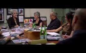 Acqua S.Pellegrino in una scena del film Il Diavolo veste Prada