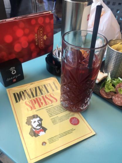 Cocktail Donisetti Spriss e ricetta