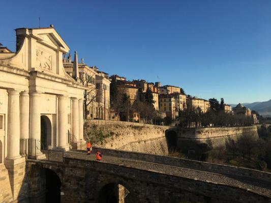 Porta San Giacomo di Bergamo