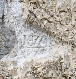 La data di realizzazione della scultura Il Gigante di Meli