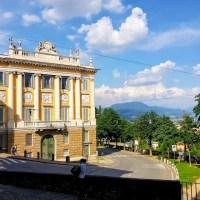 Palazzo Medolago Albani: qui dormì la Principessa Sissi durante uno dei suoi primi viaggi in Italia