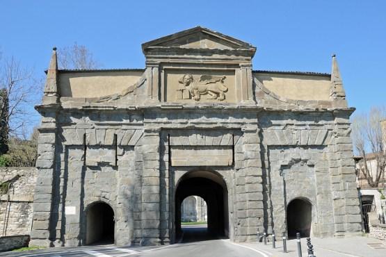 Porta Sant'Agostino Bergamo