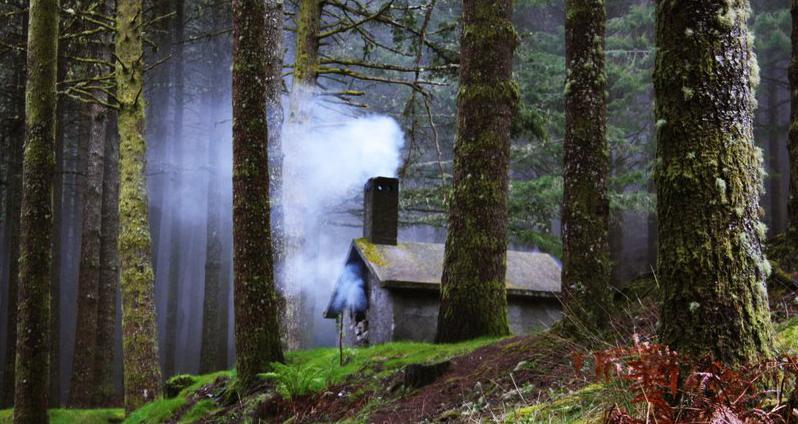 Storie di fantasmi orobici casa nel bosco