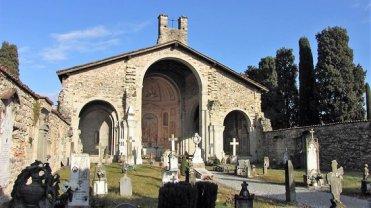 Basilica di Santa Giulia Lughi del Cuore FAI Bergamo