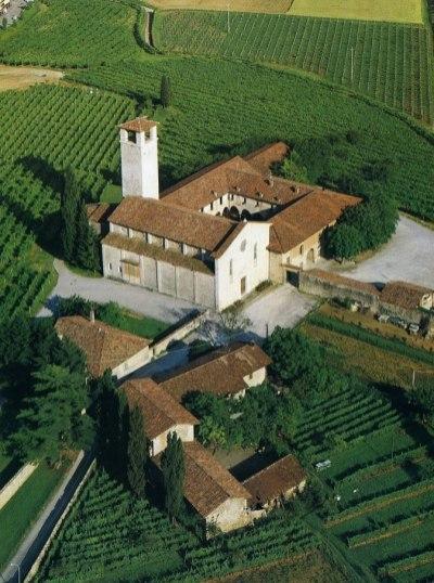 Convento di San Nicola Luogo del Cuore FAI Bergamo