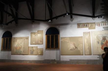 Decorazione muraria Palazzo del Potestà