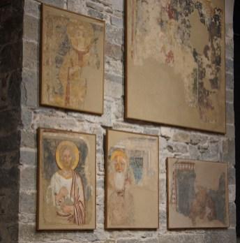 Decorazioni murarie a carattere sacro Museo dell'Affresco