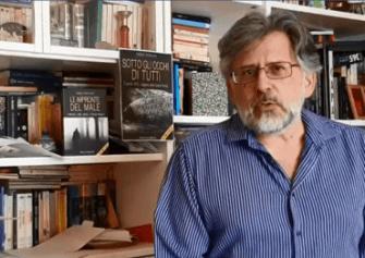 Fabio Paravisi terzo romanzo