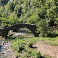 Ponte del Cappello: un ponte bellissimo e un volto misterioso che faceva spaventare i bambini
