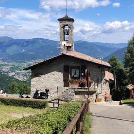 13. il ristoro all'Oratorio di Sant'Antonio