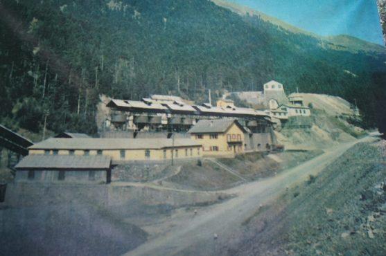 Miniere di Schilpario negli anni Sessanta