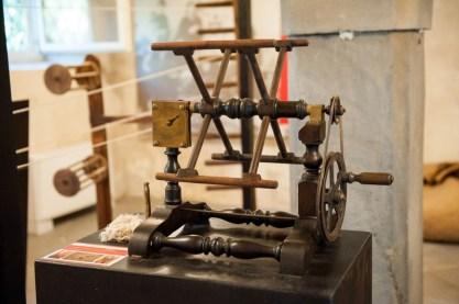 Museo della seta arcolaio