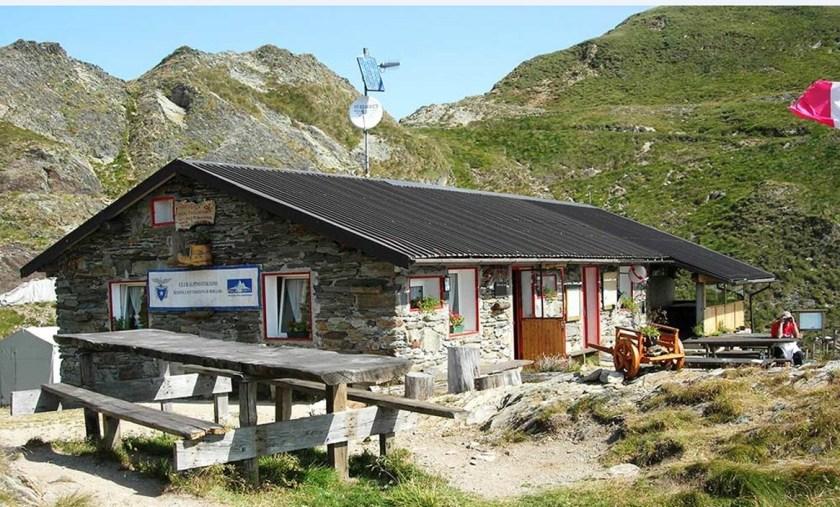 Rifugio Tagliaferri in Val di Scalve