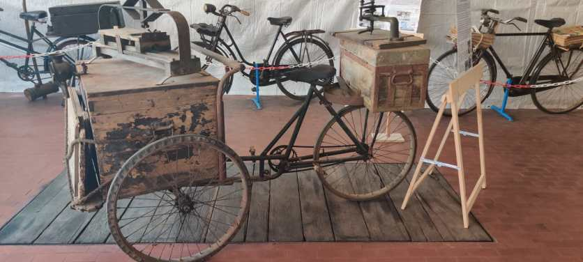 1 collezione biciclette storiche