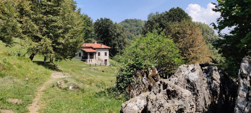 Rifugio Monte Zucco
