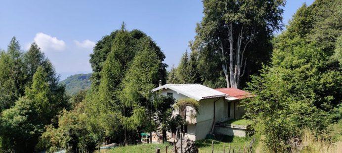 casa in vendita sul Monte Zucco