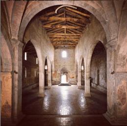 Interno San Giorgio in Lemine