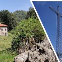 Trekking per famiglie fino alla croce sul Monte Zucco in Val Brembana (BG) pieno di soddisfazioni