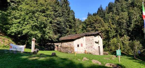 Mulino di Baresi intitolato a Maurizio Gervasoni, luogo del cuore FAI