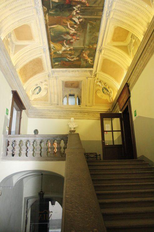 Museo Donizettiano scalone